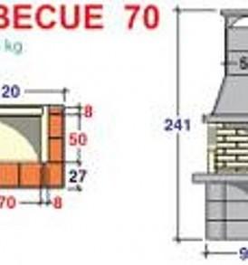 Barbecue 70