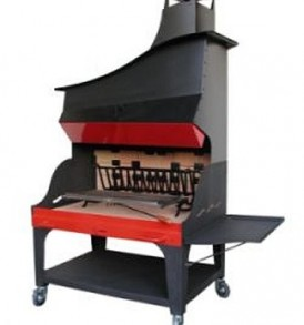 Barbecue cod 87-002