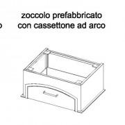 Ökoalpin® 80 cucina prefabbricata Acciaio inox
