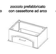 Ökoalpin® 90 cucina prefabbricata Acciaio inox