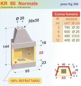 KR 80 NORMALE